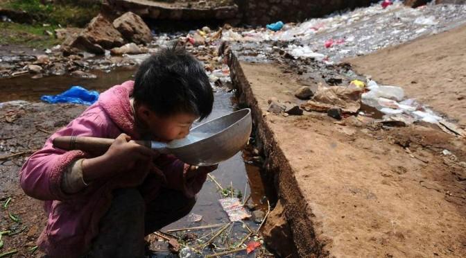 Mueren por contaminación 4.657 niños por dia en el mundo