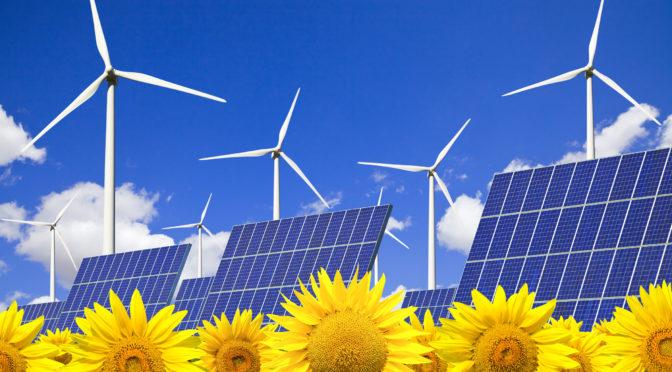"""Argentina, 2017 será el """"año de las energías renovables"""""""