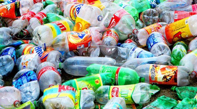 Danone y Nestlé Waters se alían para desarrollar botellas