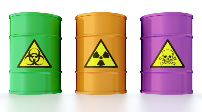 Se viene una nueva ley de Residuos Peligrosos